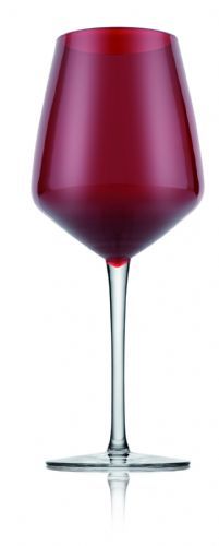 Dion Wine Glass Red - 6 Pieces